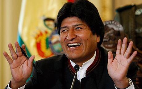 """EVO MORALES INTENTA CONVENCER A LA ONU PARA QUE DECLARE COMO""""APREMIANTE"""" LA CAUSA DEL MAR PARA BOLIVIA"""