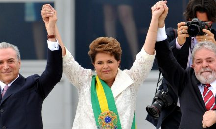 DRAMA BRASILEÑO: NO SABEN CÓMO CAMBIAR A TEMER