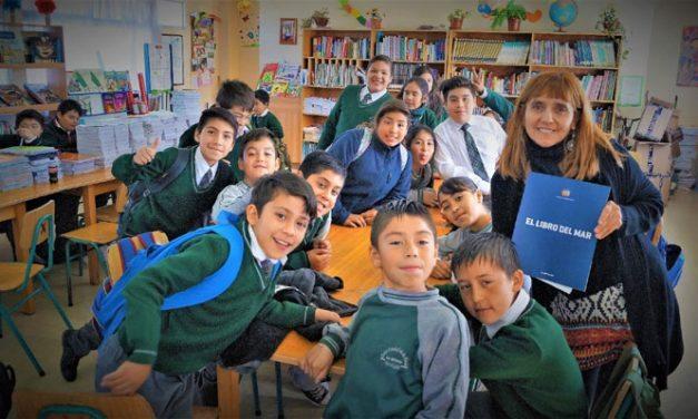 POLÉMICA POR DISTRIBUCIÓN EN CHILE  DEL LIBRO DEL MAR DE BOLIVIA