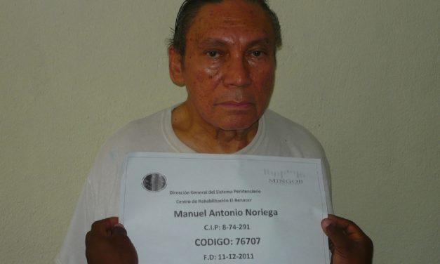 MANUEL NORIEGA TUVO UN DOLOROSO FINAL COMO NO HA SIDO LA SUERTE DE CASI NINGÚN OTRO DICTADOR LATINOAMERICANO