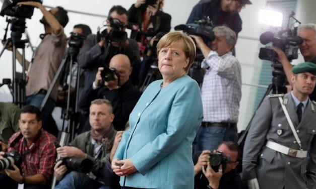 ANGELA MERKEL TOMÓ EL CONTROL EUROPEO FRENTE AL EE UU DE TRUMP