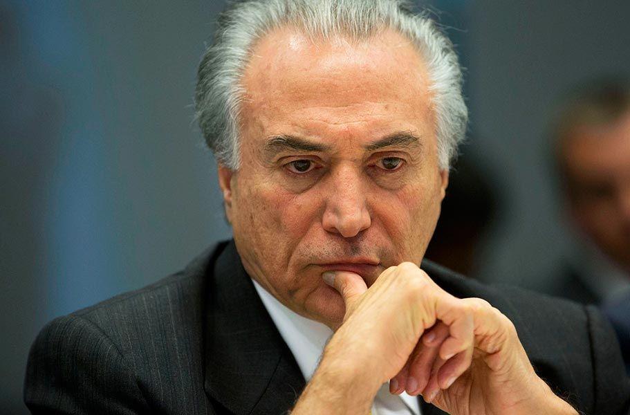 Brasil: Fin de la Recesión ¿SALVAVIDAS PARA Temer?