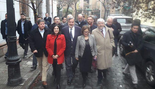 COMANDO DE GUILLIER ES ENCABEZADO POR DIPUTADA COMUNISTA