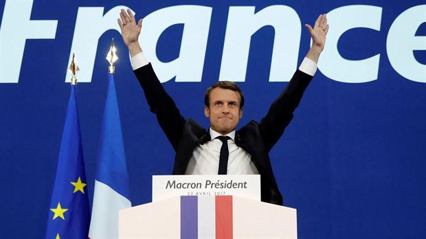 FRANCIA: MACRON ESTÁ A DÍAS DE LA MAYORÍA ABSOLUTA