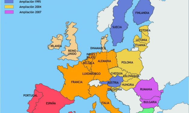 LA POLÍTICA EUROPEA – POR MARTIN POBLETE
