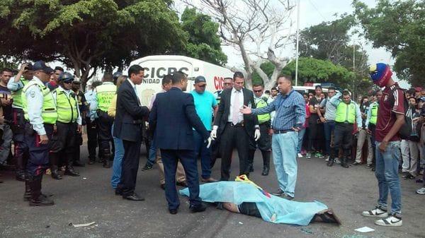 VENEZUELA: VÍCTIMAS FATALES AUMENTARON A 88