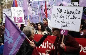 APROBADO EL ABORTO EN TRES CAUSALES EN EL SENADO EN CHILE