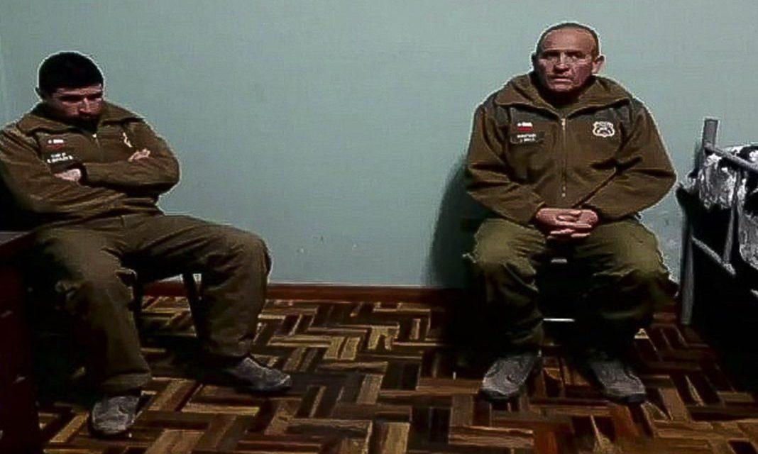 CARABINEROS DETENIDOS EN BOLIVIA FUERON DEVUELTOS A CHILE EN PASO CHUNGARÁ
