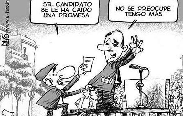 ELECCIONES: LOS PROGRAMAS Y SU BANALIDAD