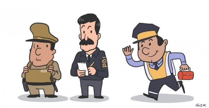 LA FUNDACIÓN PAZ CIUDADANA PROPONE CREAR UNA TERCERA POLICÍA EN CHILE – POR HERNÁN ÁVALOS NARVÁEZ