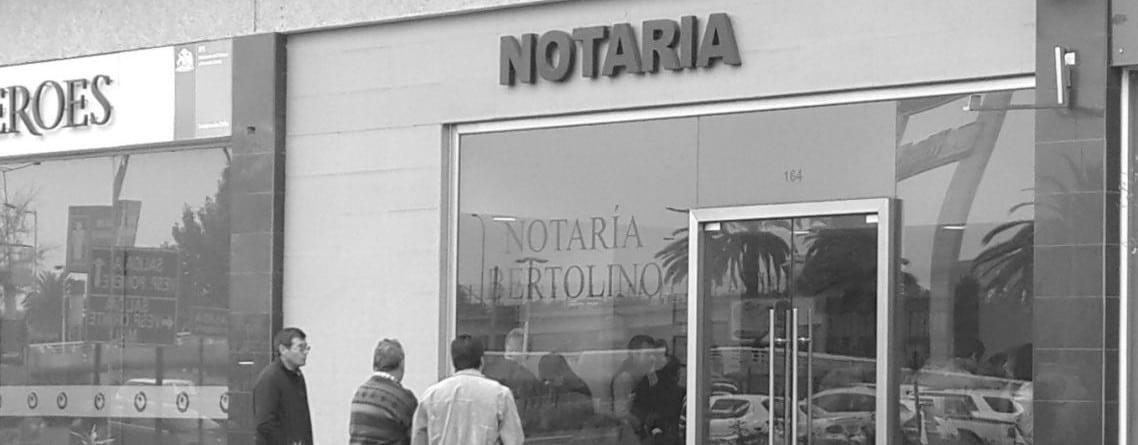 ESTUDIARÁN EL MERCADO DE LAS NOTARÍAS EN CHILE