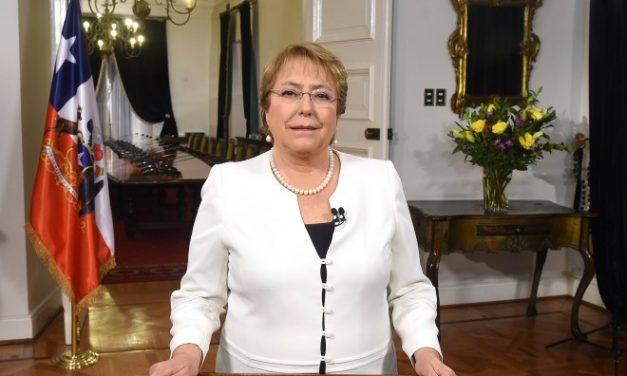 Bachelet: El legado – Por Rafael Gumucio Rivas