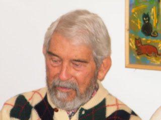 Esta noche murió El gran «gato» Alberto Gamboa