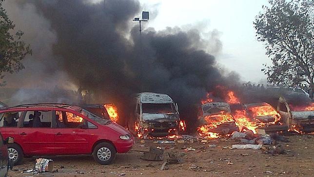 ATENTADO DE ISIS EN NIGERIA DEJA 30 MUERTOS