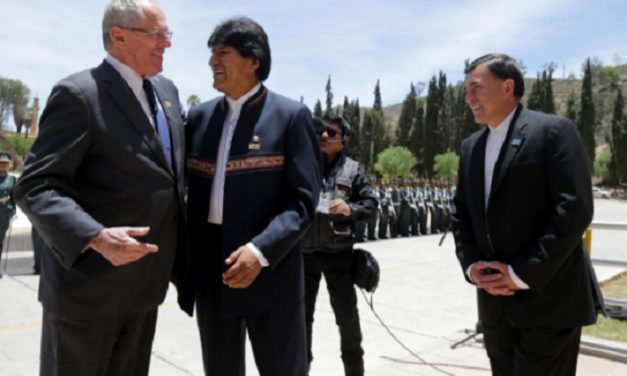 GABINETE BINACIONAL PERÚ-BOLIVIA: CORREDOR BIOCEÁNICO