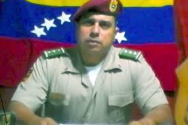 EL LÍDER DE LA REBELIÓN VENEZOLANA ESTABA PRÓFUGO Y PRESUMIBLEMENTE EN MIAMI