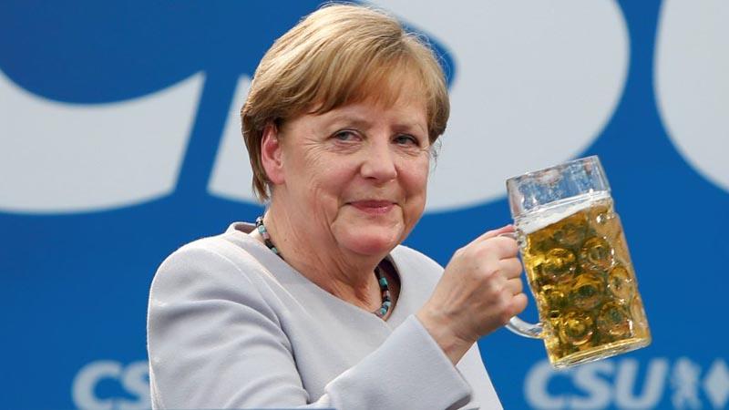 El legado europeo de Merkel
