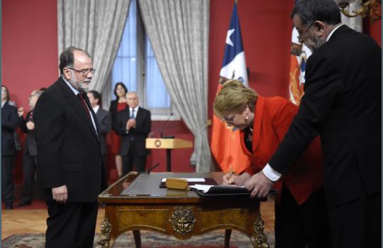 GOBIERNO DESESTIMA DECLARACIÓN DEL NUEVO MINISTRO DE ECONOMÍA JORGE RODRÍGUEZ GROSSI
