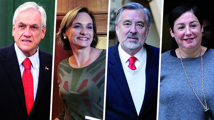 CEP: GUILLER Y PIÑERA TIENEN AMBOS EVALUACIÓN POSITIVA DE 40%- Pero 56% cree que Piñera será Presidente