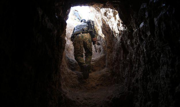 DECUBREN LARGO TÚNEL DONDE OPERABA EL ESTADO ISLÁMICO EN SIRIA