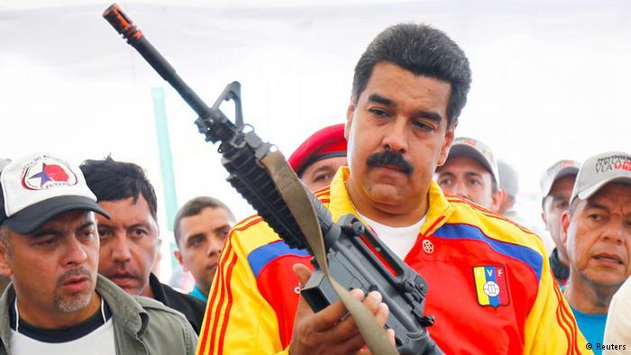PREOCUPAN AL MUNDO LAS AMENAZAS BÉLICAS DE VENEZUELA Y COREA DEL NORTE CONTRA ESTADOS UNIDOS Y VICEVERSA