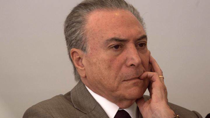 DIPUTADOS BRASILEÑOS RECHAZAN POR SEGUNDA VEZ SUPUESTA CORRUPCIÓN CONTRA MICHEL TEMER