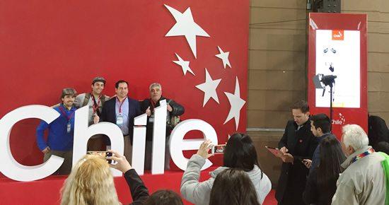 La marca Chile llega con fuerza a todos los rincones del orbe