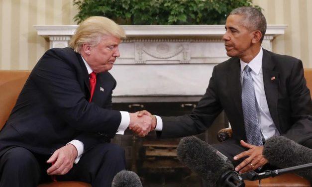 Republicanos de Trump y demócratas de Obama luchan voto a voto en elecciones de EE UU