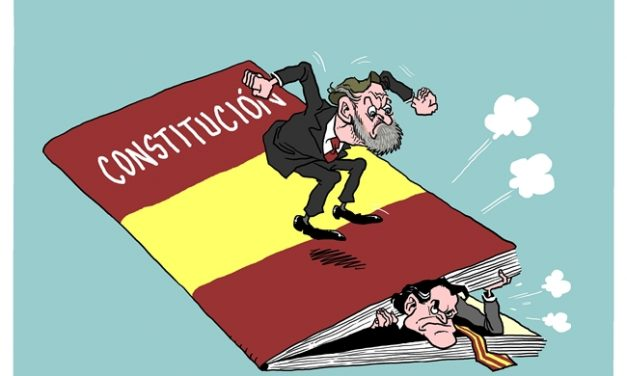 ESPAÑA: CHOQUE DE TRENES —- Por Rafael Luis Gumucio Rivas