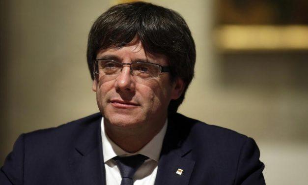 """Cataluña: Puigdemont pide """"garantías"""" de que no se aplicará el artículo 155 de la Constitución si convoca a elecciones"""