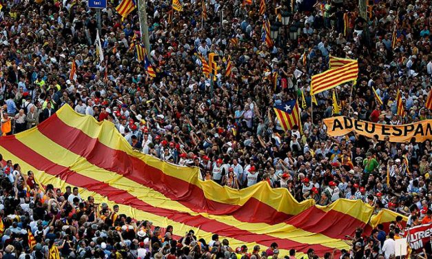 A CONSTRUIR CON FORTALEZA LA NUEVA DEMOCRACIA CATALANA – ES LO QUE PIDIÓ UN MILLON DE MANIFESTANTES EN BARCELONA