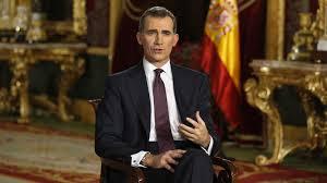 CATALUÑA HA QUEBRANTADO LOS PRINCIPIOS DEMOCRÁTICOS, DIJO EL REY DE ESPAÑA
