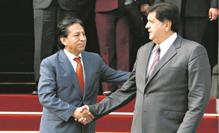 ALAN GARCÍA DICE SER BLANCO COMO UNA PALOMA EN LA CORRUPCIÓN ODEBRECHT – ALEJANDRO TOLEDO  SERÍA OTRA COSA