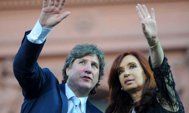 DETENIDO EX VICEPRESIDENTE DE ARGENTINA AMADO BOUDEAU POR LAVADO DE DINERO -YA SON NUEVE LOS KIRCHNERISTAS EN LA CÁRCEL