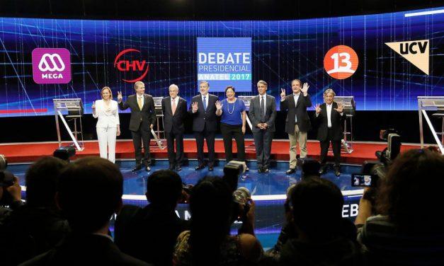 Debate Presidencial….¿de qué debate me hablan? —- Por Walter Krohne