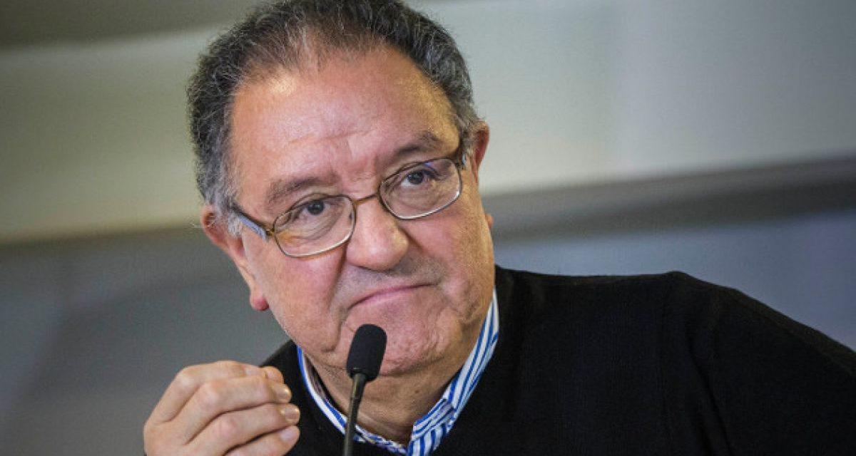 HUENCHUMILLA DEFINIÓ A SU PARTIDO DEMÓCRATA CRISTIANO COMO «AGÜITA PERRA»
