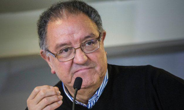 "HUENCHUMILLA DEFINIÓ A SU PARTIDO DEMÓCRATA CRISTIANO COMO ""AGÜITA PERRA"""