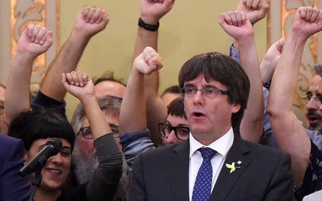 Abogado chileno salvó la lista separatista catalana para las elecciones europeas – Triunfo para Puigdemont
