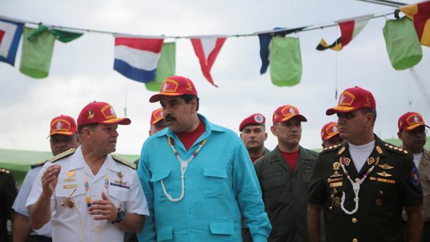 SUPUESTO REARME MILITAR VENEZOLANO PREOCUPA  A LOS EUROPEOS