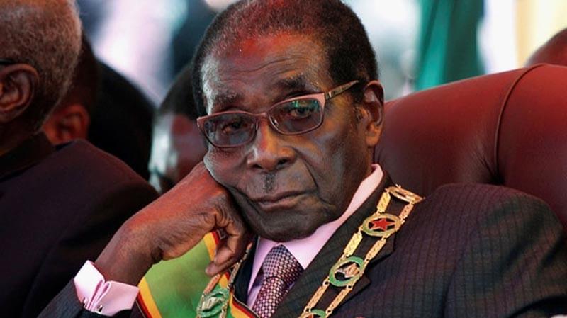 MUGABE Y LA CRISIS EN ZIMBABWE: 37 AÑOS DE MANDATO SON MÁS QUE SUFICIENTES Y PRESENTÓ LA RENUNCIA