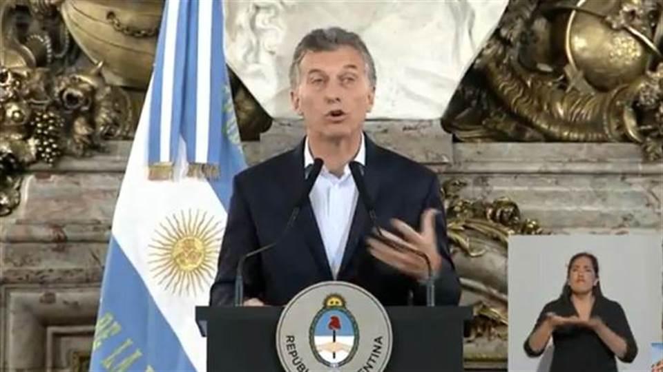 CLARA VICTORIA DE MACRI EN LA CÁMARA: LA REFORMA DE LAS JUBILACIONES PARA 17 MILLONES DE ARGENTINOS