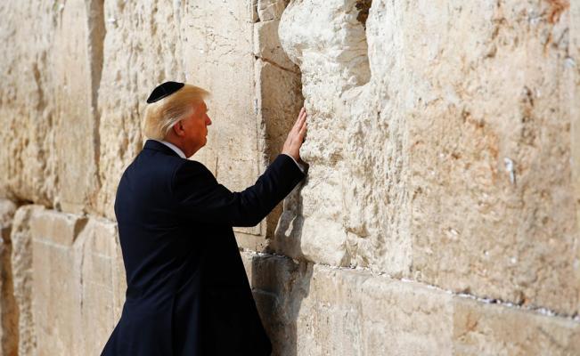 Trump siembra la discordia al reconocer Jerusalén como capital de Israel