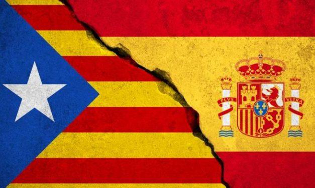 Economía española avanza a tropezones por el caso Cataluña