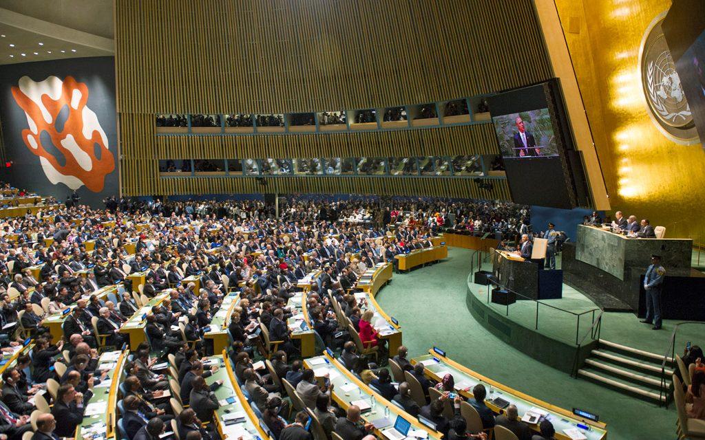 Matonismo de EE UU en la ONU – Rechazo masivo a la decisión de Trump de reconocer a Jerusalén como capital de Israel