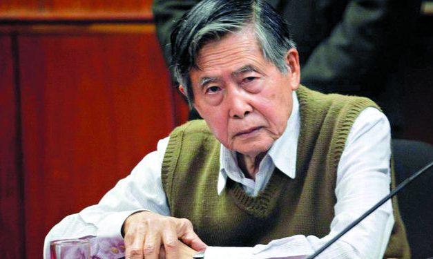 Alberto Fujimori le salvó el pellejo a PPK