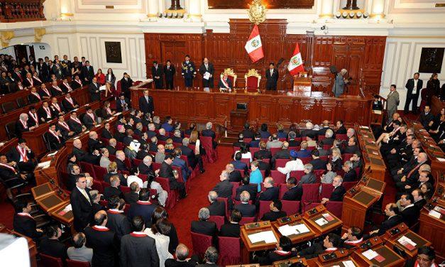 Proceso de VAcancia del Presidente peruano: Que se vayan todos
