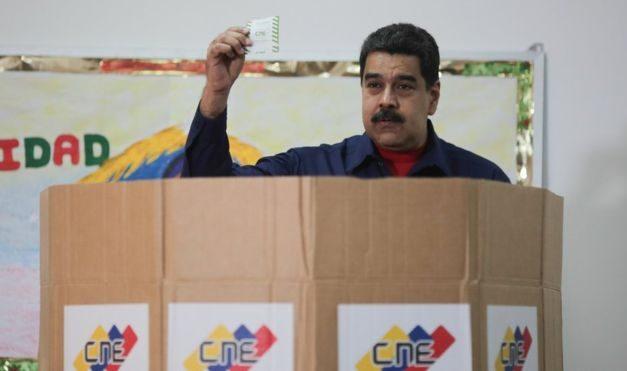 NUEVA MEDIDA DE MADURO: PARTE DE LA OPOSICIÓN VENEZOLANA NO PODRÁ PARTICIPAR EN ELECCIONES PRESIDENCIALES
