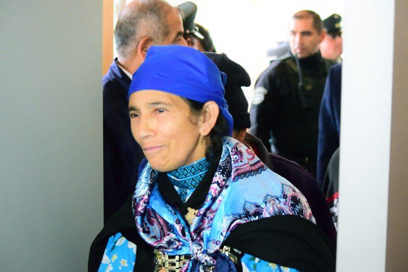 La mapuche Linconao se fue de Chile y estaría en Bolivia para pedir ayuda y apoyo internacional para su causa