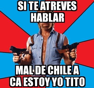HABLAR MAL DE CHILE – Columna del periodista Fernández