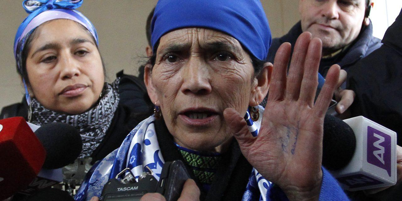 Machi Linconao pide que el Papa interceda en juicio en su contra por el asesinato del matrimonio Luchsinger Mackay